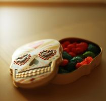 Sugar Skulls 2 by Rana-Rocks