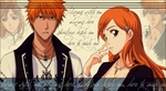 Request: IchiHime Signature by papanchi