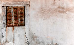 Rusty Window by murme