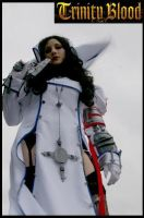 Trinity Blood - Noelle by nocturnal-blossom