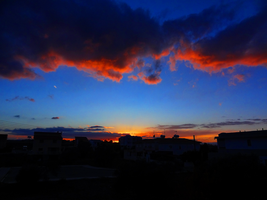Today's Sunset -2- by IoannisCleary