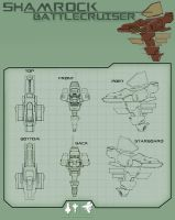 Republic Fleet Shamrock by jarond