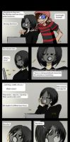 Reenhard and Jeanette Short Comic - For Science by Poka-SorM