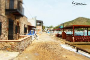 a small town by bugrabberah