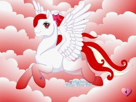 Ruby Heart flying by Kimberly-AJ-04-02