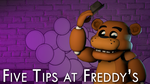 Five Tips at Freddy's [SFM][Video] by MovieMowDown