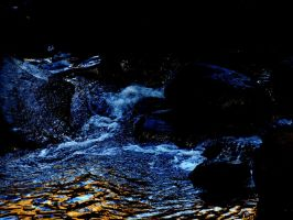 Dichroic Water II by Squiddgee7734