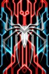 Spiderman Tron Suit background test 1 by KalEl7