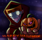 Happy Halloween by Eleanorose123