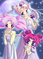 Sailor Moon Legacy by Tetiel