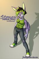 Gift - Stoney by funkyalien