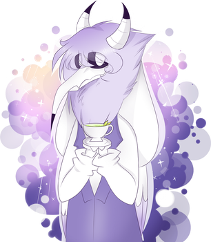 Comission: Alroura by SnowySeal