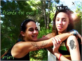 Friends For Ever by S-iS-i