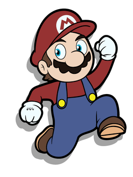 It's-a me by keithpickering