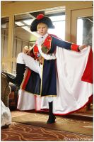 Hetalia: Prussia by CosplayerWithCamera