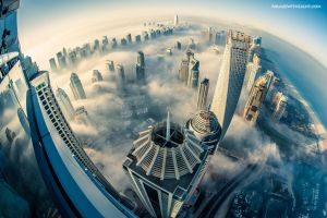 Up and Above by VerticalDubai