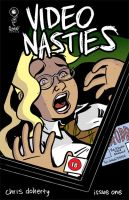 Video Nasties colour cover by BingoGasStation