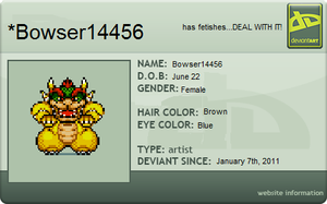 New ID by Bowser14456