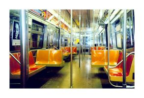 New York Transportation by ZiggyTheGlam