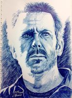 Ballpoint pen House MD by mathio91