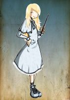 HP Girls - Fleur Delacour by Nicohitoride
