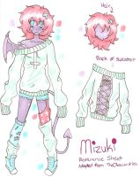 Mizuki Reference Sheet by Jasmine-Likes-Food