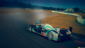 Peugeot 908 HDi FAP @ Sebring by 7Nolo