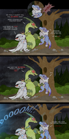 PokemonAsk! - Red Herring by Daffupanda
