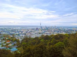 Auckland in Colour by Lish-55