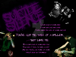 Suicide Silence Wallpaper by hidingskeletons