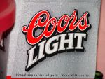 Coors Light Case by RosalineStock