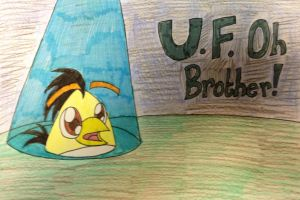 U.F. Oh Brother! by RussellMimeLover2009