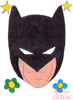 Batman Mothers Day Gift for my Mom by LocalAlly