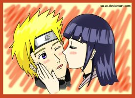 Naruhina: Kiss by Su-uX
