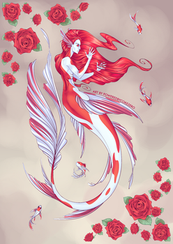 Mermaid by PoweredByCokeZero