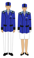 Gundam 00 Union Uniform by kyuzoaoi