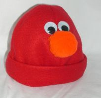 Red Character Hat by kittyhats