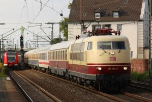 Old and fast by Budeltier