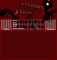 Cirques de Creatures App Sheet by HawkfrostScourgeLuva