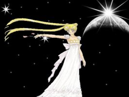 Neo Queen Serenity by StarGurl44