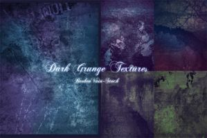 Donor's Dark Grunge Pack by SamKross-Stock