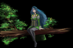 Ithilelle by LCDTV4Me