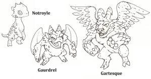 Gargoyles by MetalReaper