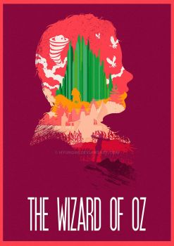 The Many Faces of Cinema: The Wizard of Oz by Hyung86