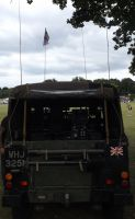 Military Land Rover 4 by Dan-S-T