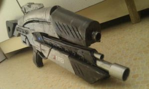 M8 Avenger Rifle by Manjou