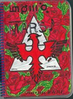 30STM Notebook Cover by mae0796