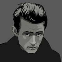 James Dean by muravei