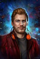 Starlord by fdasuarez