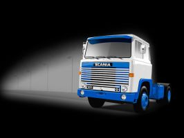 SCANIA 141 by embeembe